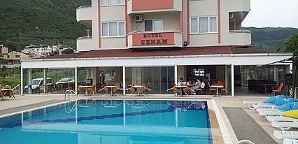 Senam Hotel Genel Görünüm
