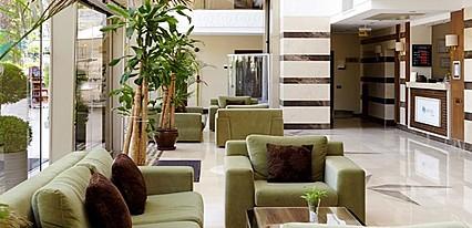Sentido Sea Star Hotel (16+) Genel Görünüm