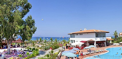 Sentinus Beach Hotel Havuz / Deniz