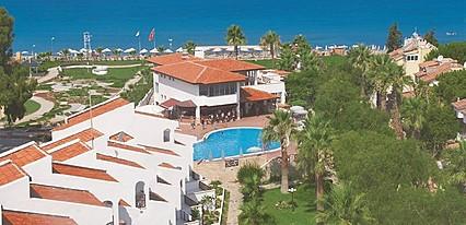 Sentinus Beach Hotel Genel Görünüm