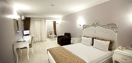 Sentinus Beach Hotel Oda