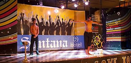 Senza Grand Santana Hotel Genel Görünüm
