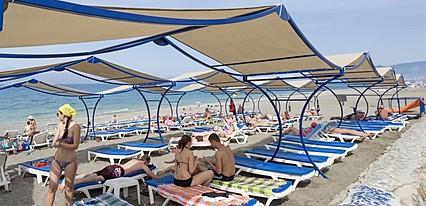 Senza Grand Santana Hotel Havuz / Deniz