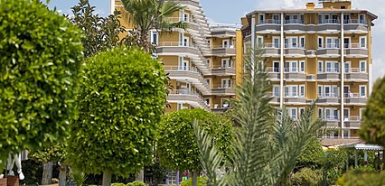 Senza Inova Beach Hotel Genel Görünüm