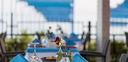 Senza Inova Beach Hotel Yeme / İçme