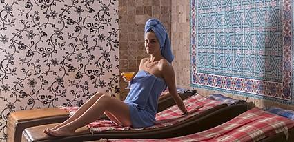 Senza Inova Beach Hotel Havuz / Deniz
