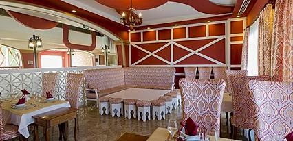 Senza The Inn Resort & Spa Yeme / İçme
