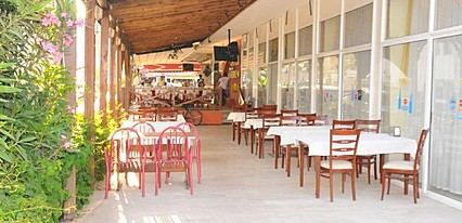 Seren Sari Hotel Yeme / İçme