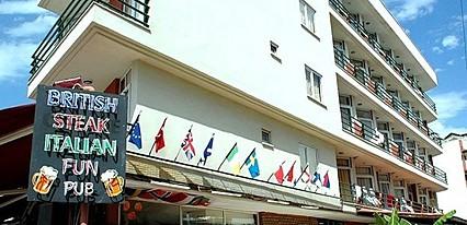 Seren Sari Hotel Genel Görünüm