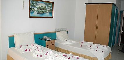 Seren Sari Hotel Oda