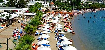 Serhan Hotel Havuz / Deniz