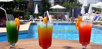 Serhan Hotel Yeme / İçme