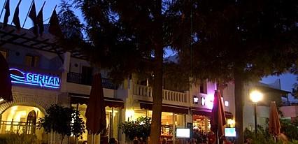 Serhan Hotel Genel Görünüm