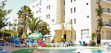 Serin Hotel Genel Görünüm
