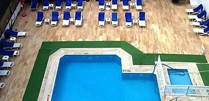 Serin Hotel Havuz / Deniz