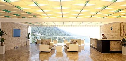 Sertil Deluxe Hotel & Spa Genel Görünüm