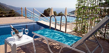Sertil Deluxe Hotel & Spa Oda