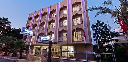 Seven Stars Exclusive Hotel Genel Görünüm