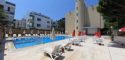 Seven Stars Exclusive Hotel Havuz / Deniz