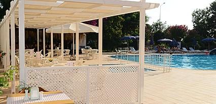 Şevki Bey Hotel Havuz / Deniz
