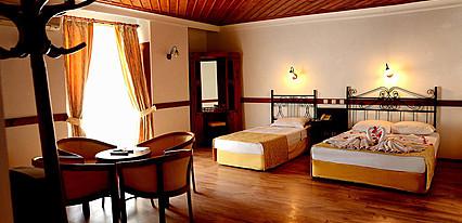 Şevki Bey Hotel Oda