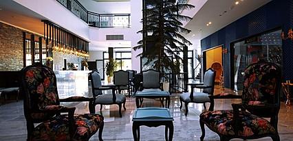 Sey Beach Hotel & Spa Genel Görünüm