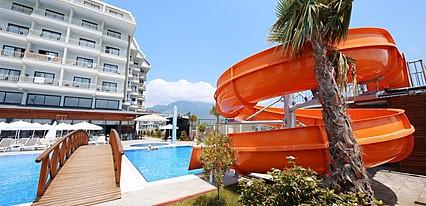 Sey Beach Hotel & Spa Havuz / Deniz