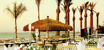 Sheraton Cesme Hotel Resort Spa Yeme / İçme