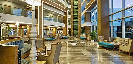 Sherwood Breezes Resort Yeme / İçme