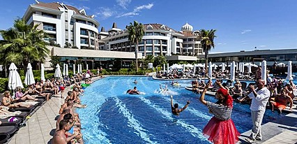 Sherwood Dreams Resort Hotel Havuz / Deniz