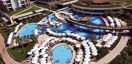 Sherwood Dreams Resort Hotel Genel Görünüm