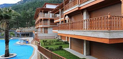 Shimal Residence Hotel Genel Görünüm