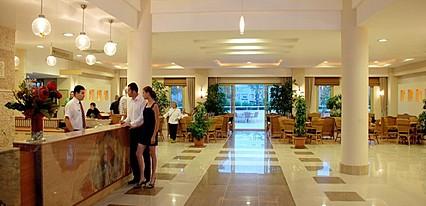 Side Breeze Hotel Genel Görünüm