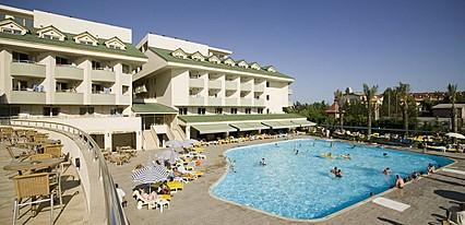 Side Breeze Hotel Havuz / Deniz
