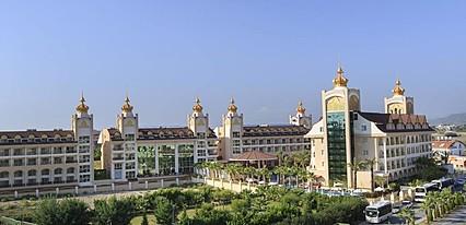 Side Crown Palace Genel Görünüm