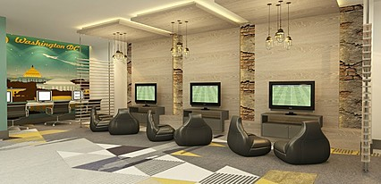 Side Crown Sunshine Hotel Genel Görünüm