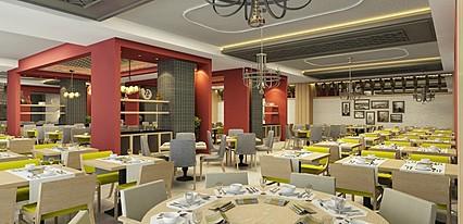 Side Crown Sunshine Hotel Yeme / İçme