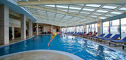 Side Mare Resort & Spa Hotel Havuz / Deniz