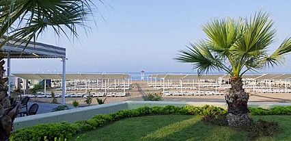 Side Premium Resort Havuz / Deniz