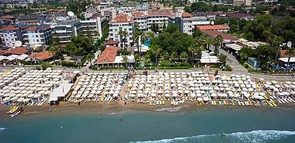 Side Star Beach Hotel Genel Görünüm