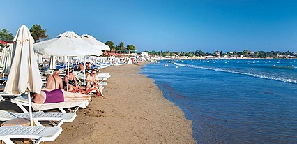 Side Star Beach Hotel Havuz / Deniz
