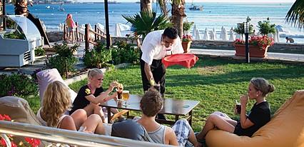 Side Star Park Hotel Havuz / Deniz