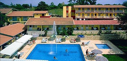 Side Temple Hotel Havuz / Deniz