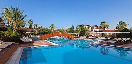 Sidekum Hotel Havuz / Deniz