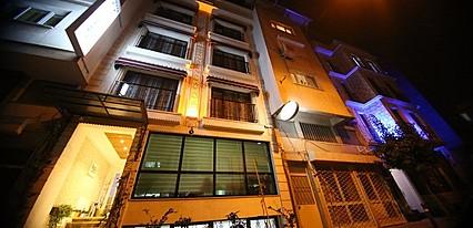 Siesta Apart Hotel Genel Görünüm