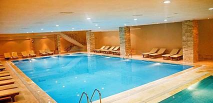 Silverside Hotel Corlu Havuz / Deniz