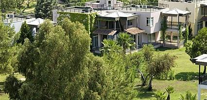 Simena Tatil Köyü Genel Görünüm