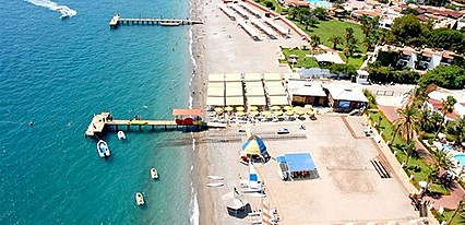 Simena Tatil Köyü Havuz / Deniz