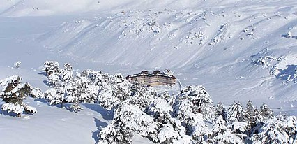 Sirene Davras Ski Resort Genel Görünüm