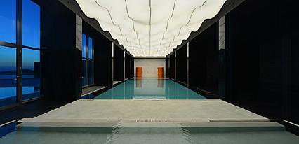 Sirene Luxury Hotel Bodrum Havuz / Deniz